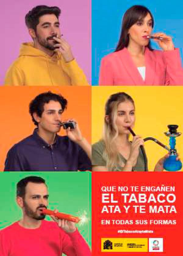 Información e prevención de adiccións - Tabaco